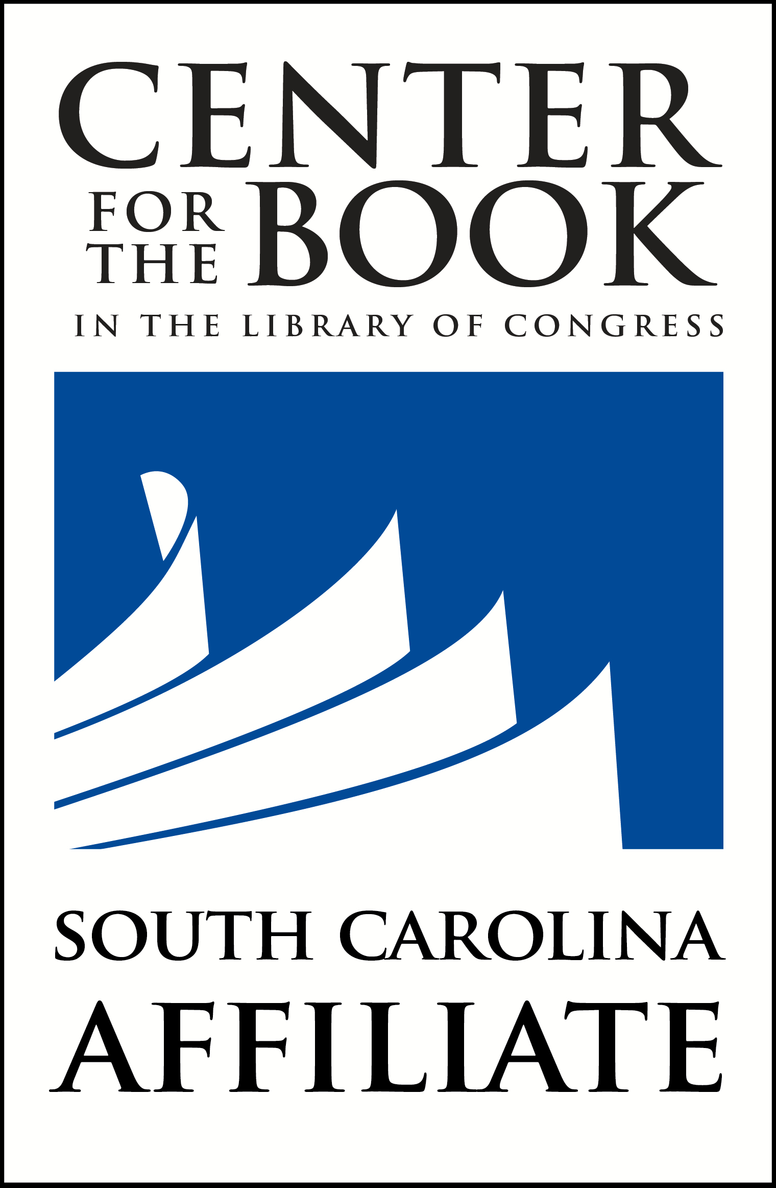 Logo for the Library of Congress Center for the Book Affiliate