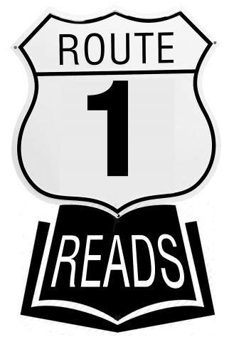 route one reads logo