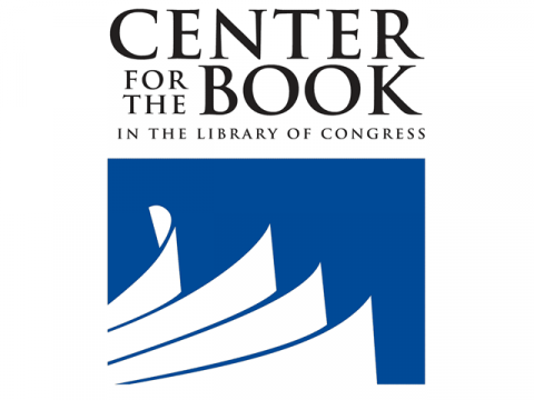 Logo for the Library of Congress' Center for the Book