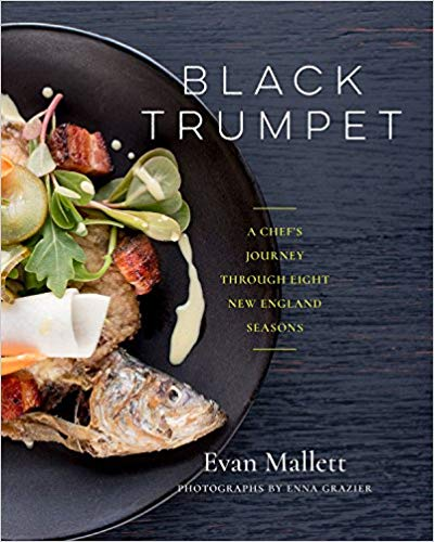 Cover image of Black Trumpet by Evan Mallett