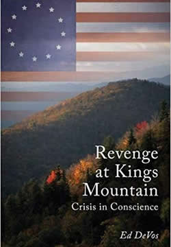 Cover image of Revenge at King's Mountain by Ed Devos