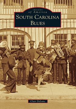 Cover image of South Carolina Blues by Clair DeLune