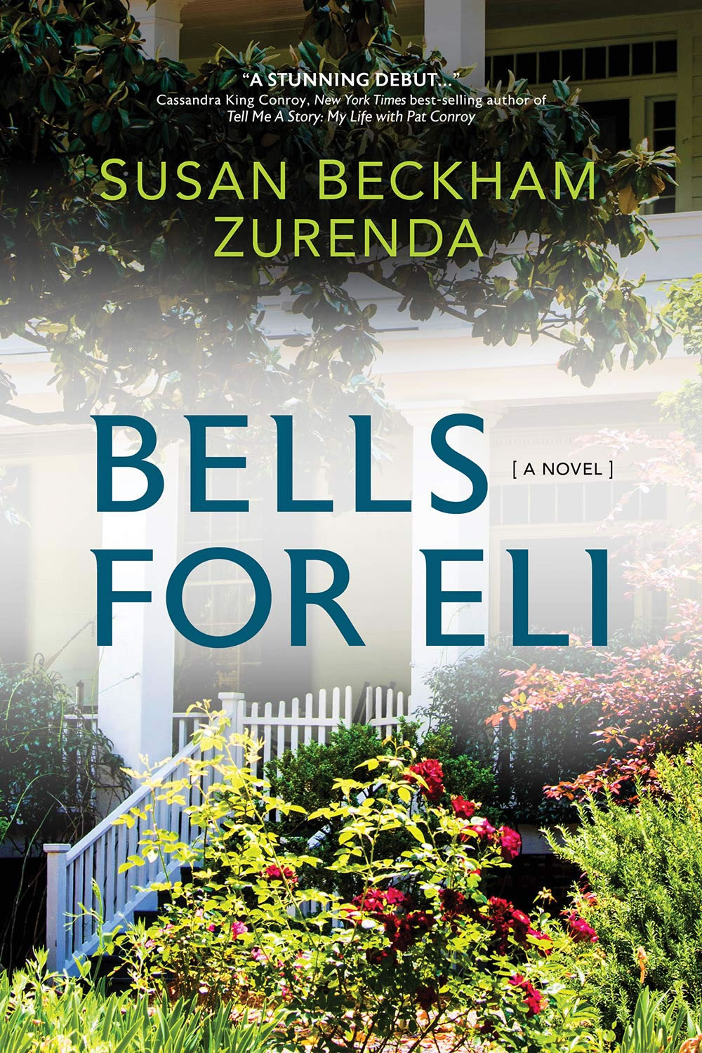 "Cover image of the book ""Bells for Eli"" by Susan Zurenda. Underneath, the text reads: November 5, 2020 at 6pm via Zoom. Register via Eventbrite to attend."""